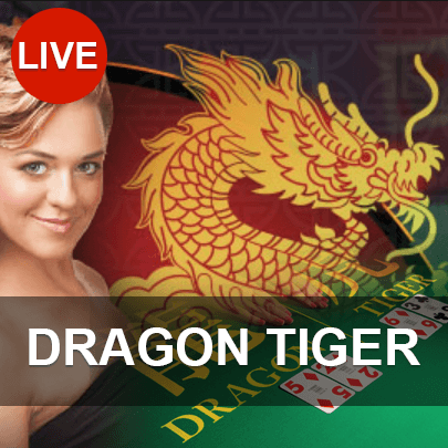 Live Dealer Dragon Tiger
